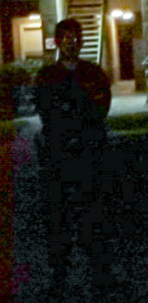 close up of shadow man