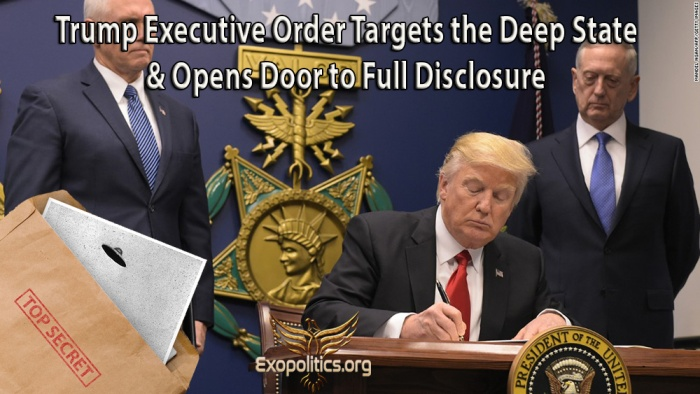 Trump Executive Order Targets the Deep State