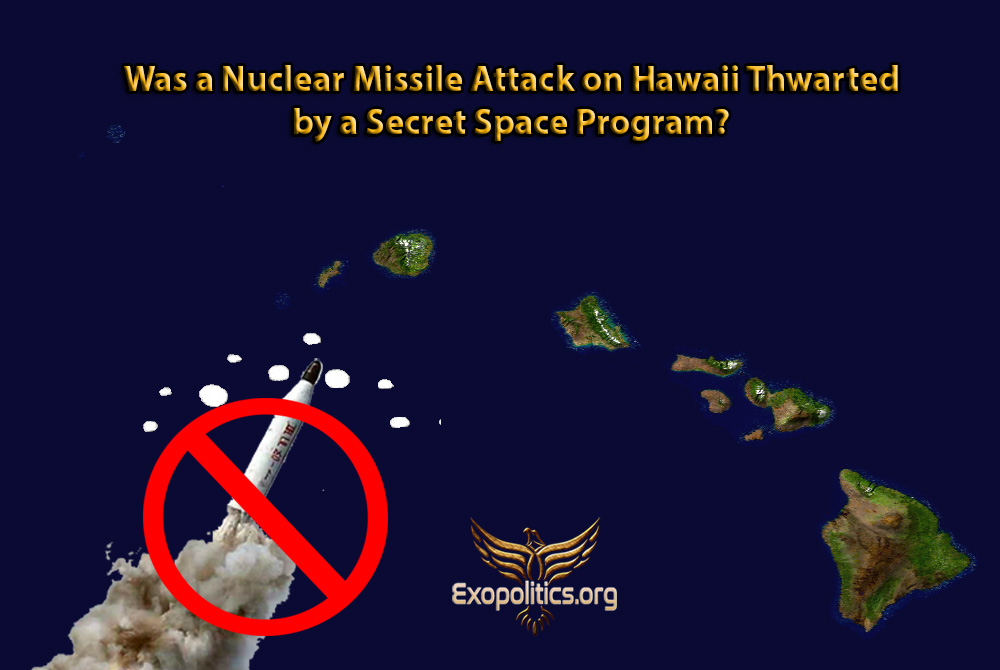 Hawaii attack thwarted by SSP