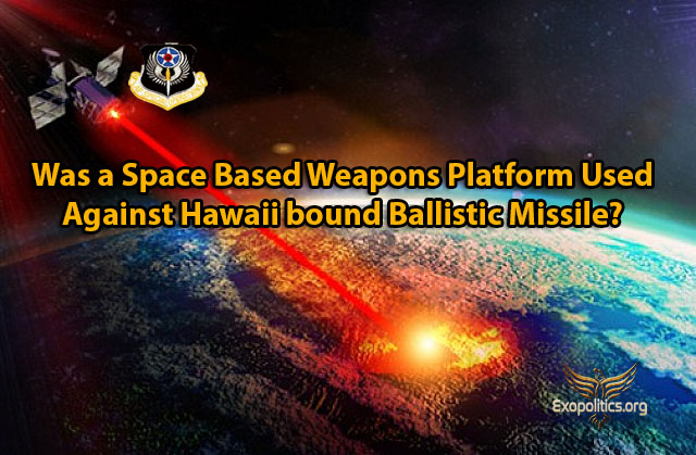 SpaceWeapons Hawaii Intercept