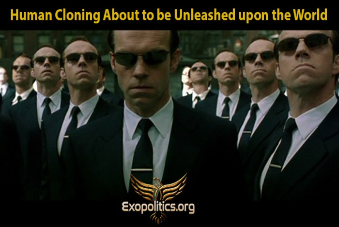 human cloning going mainstream