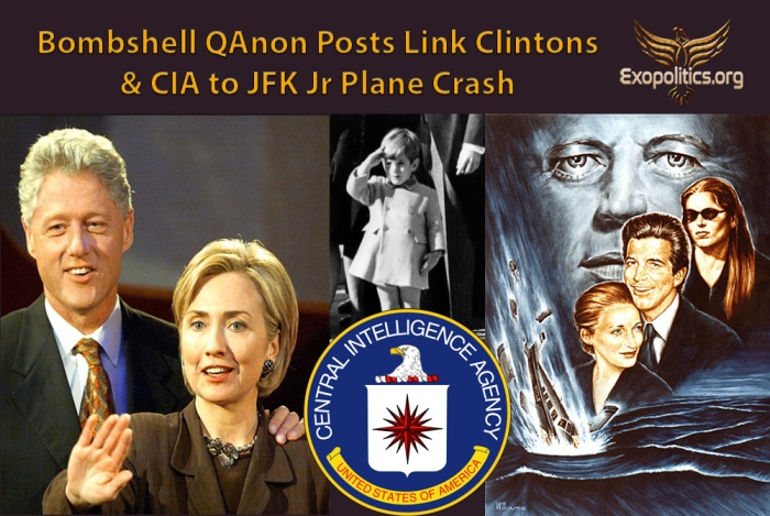 Bombshell QAnon Posts Link Clintons and CIA to JFK Jr Plane Crash.jpg