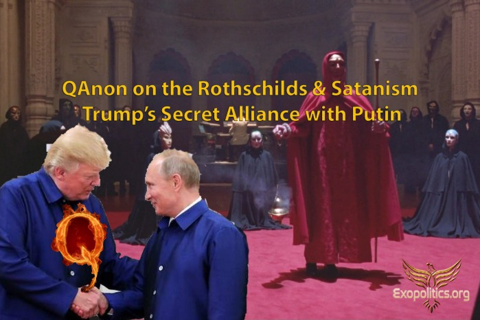 QAnon on Rothschilds and Satanism