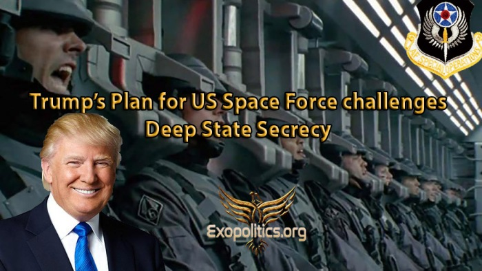 Trump and Space Force