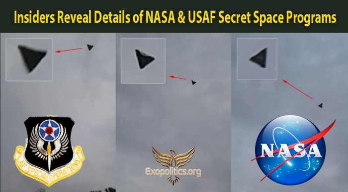 Insiders reveal details of USAF and NASA SSPs