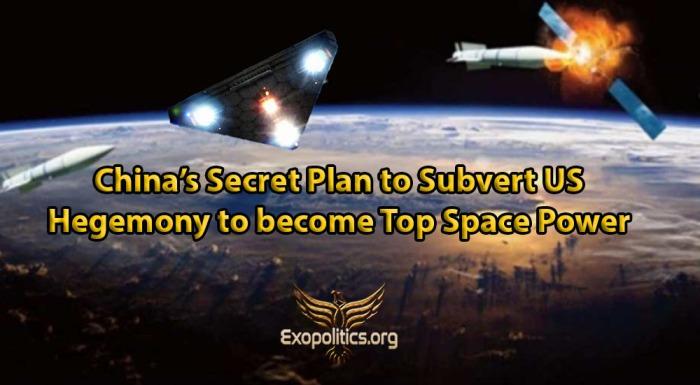 China Plan to Subvery US Hegemony