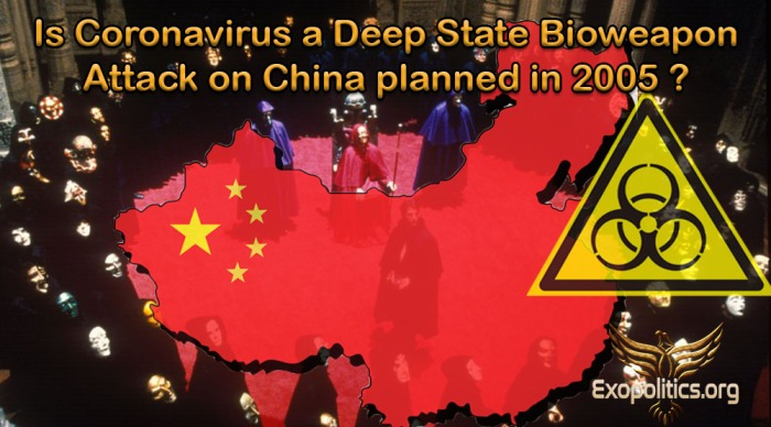 Coronavirus Deep State Bioweapons Attack on China