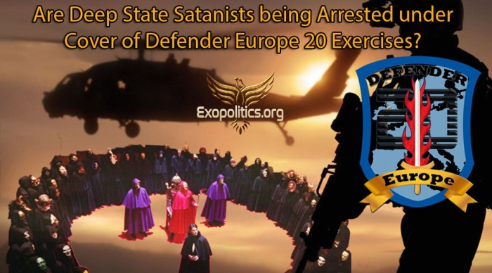 Deep State Arrests under Defender Europe 1000x555
