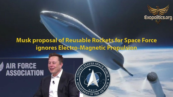 Musk Rockets Space Force